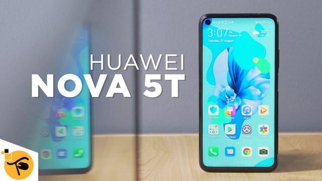 Huawei nova 5T – Full Review