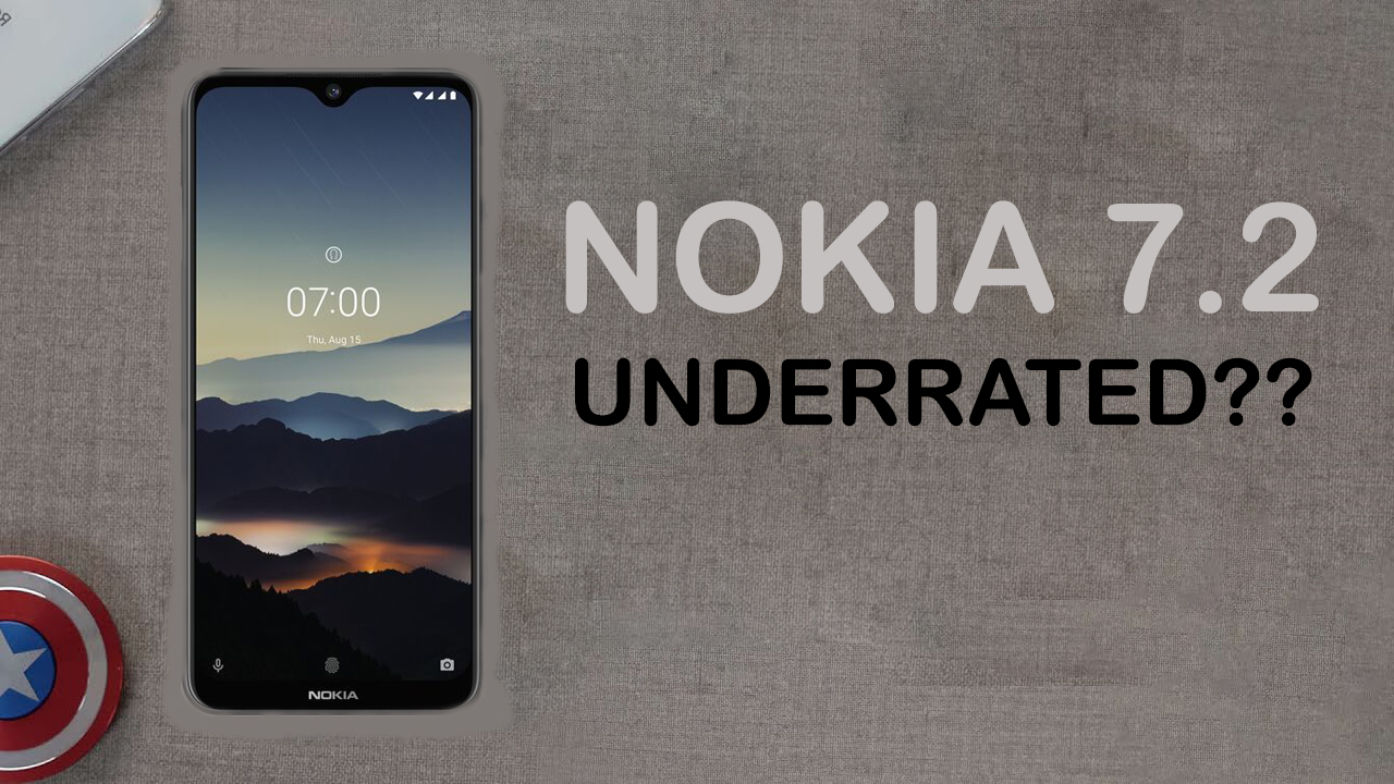 Nokia 7.2 in Nepal – Review & First Impressions Underrated?