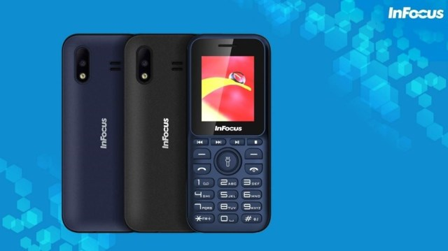 InFocus Mobiles Now in Nepal with InFocus Vibe 1 and InFocus Vibe 3 Specification of InFocus Vibe 1