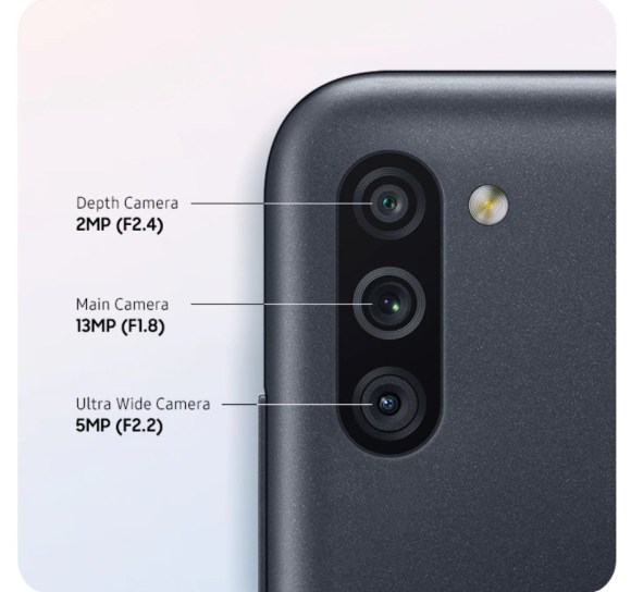 Samsung Galaxy M11 Price in Camera