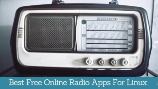 best free online radio apps for linux users