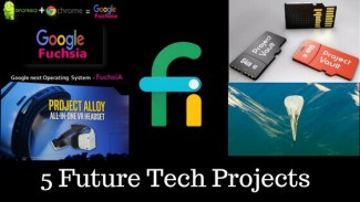 Top 5 Tech projects to look out for