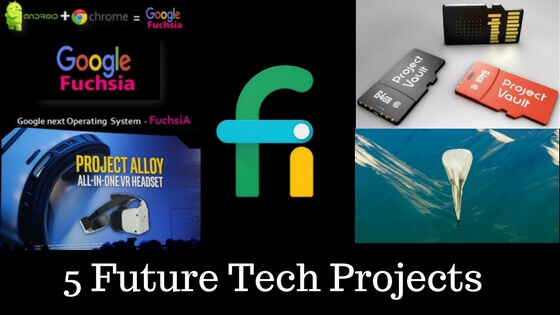 Future Tech Projects