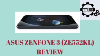 Asus Zenfone 3 (ZE552KL) Review – The third Generation of a legacy