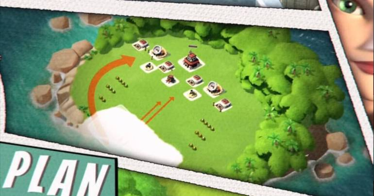 Boom Beach Android Game