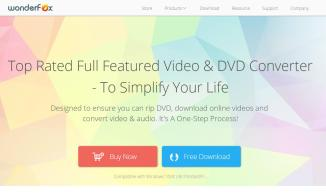 Wonderfox DVD Video Converter Review – All In One Video Converter
