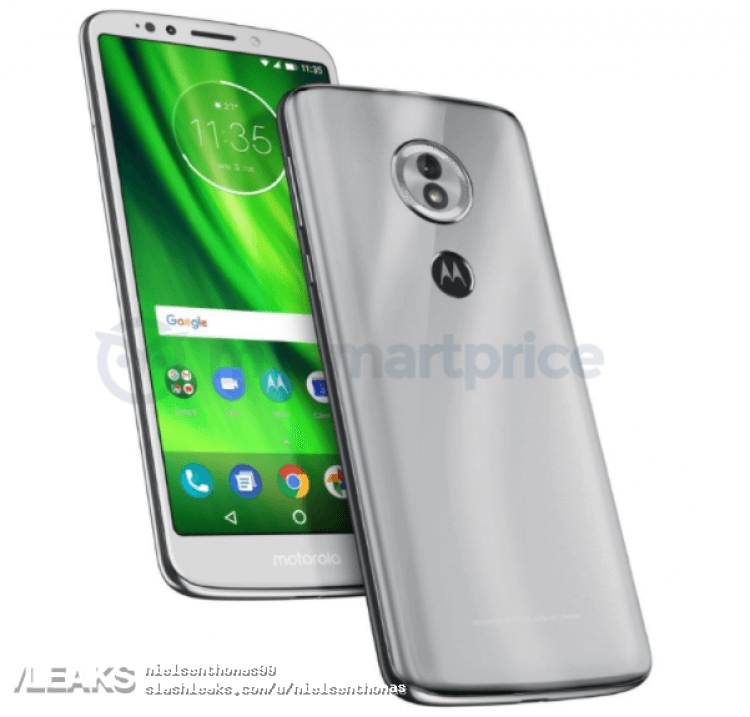 Moto G6 Play Leaked Picture