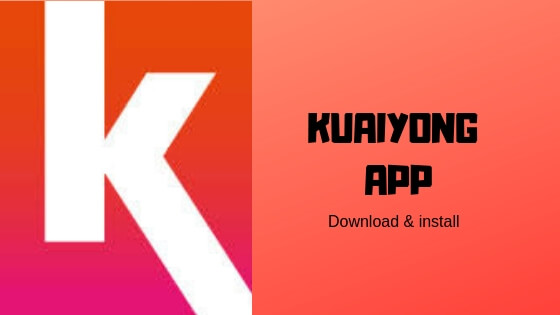 Kuaiyong app – Download & install for iOS | Tech InformerZ