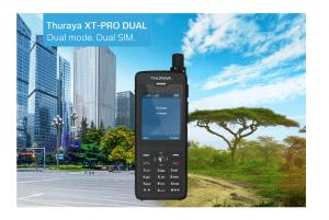 Το πρώτο δορυφορικό Dual Mode, Dual Sim τηλέφωνο παγκοσμίως!