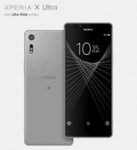 Προσεχώς το νέο Sony Xperia X Ultra με αναλογία οθόνης 21:9!