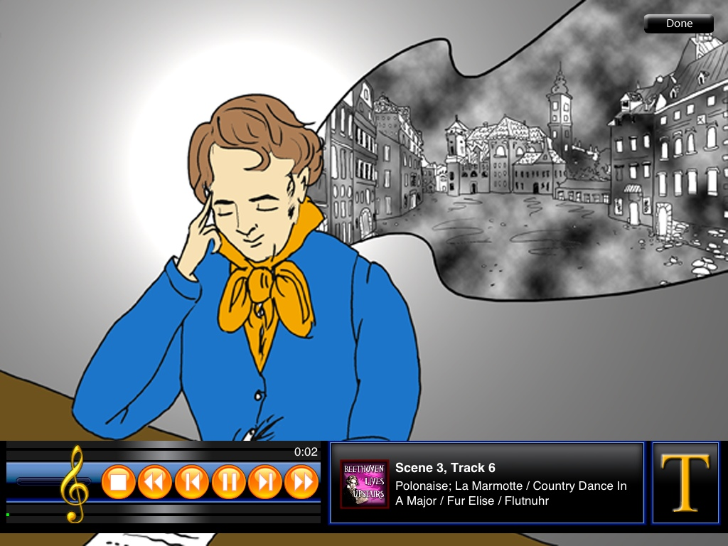 Classical Kids Ipad Apps Beethoven Lives Upstairs And