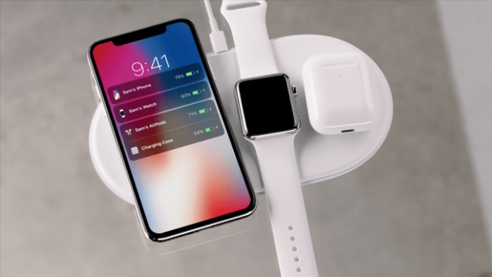 170912 iPhone X, Apple Watch, AirPods
