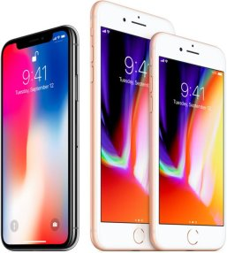 170912 New iPhone Models