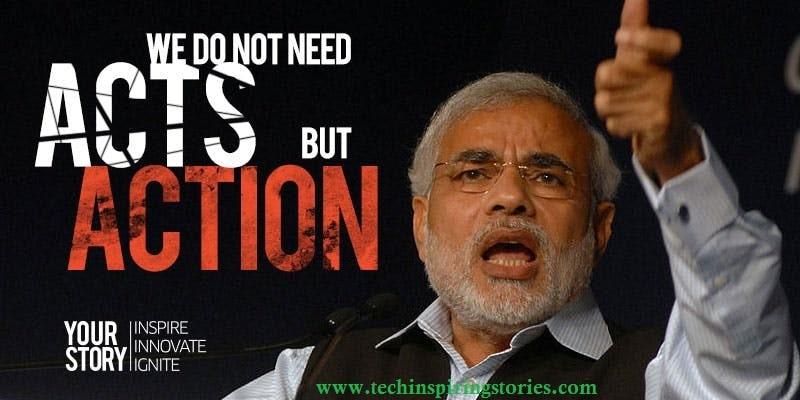 Top 10 Quotes on Narendra Modi