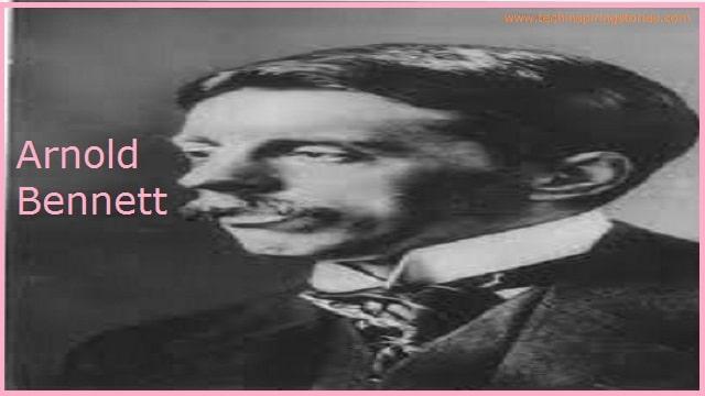 Motivational Quotes on Arnold Bennett