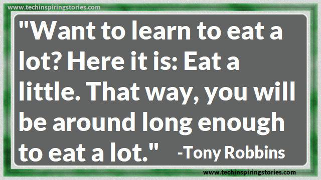 Inspirational Quotes on Anthony Robbins