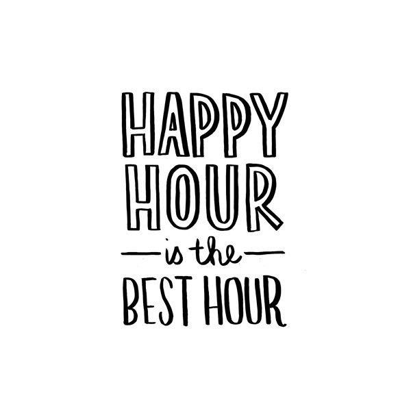Happy Hour Quotes