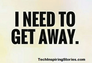 Get Away Quotes
