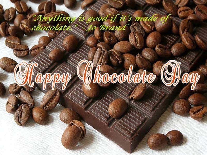 Happy Chocolate Day 4