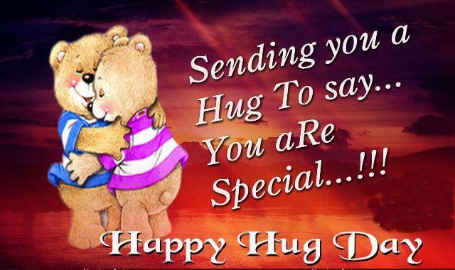 Happy Hug Day 3