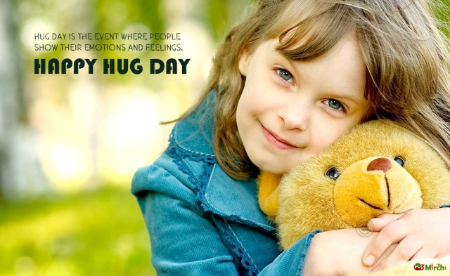 Happy Hug Day 7