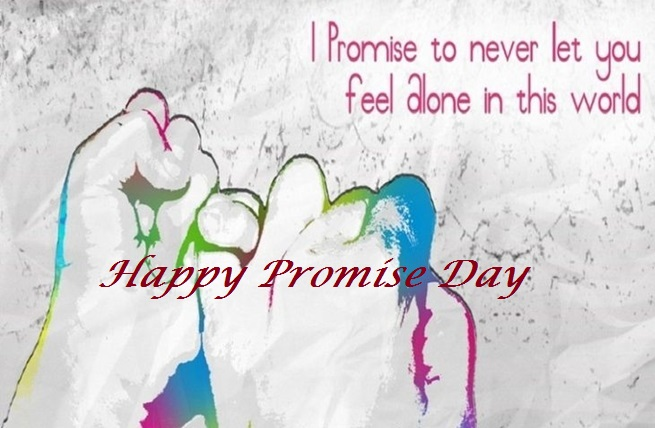 Happy Promise Day 2