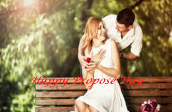Happy Propose Day 4
