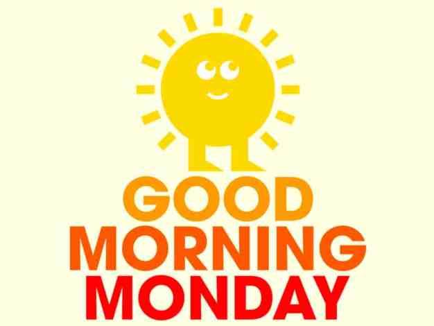 happy Monday 1