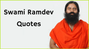 Motivational Baba Ramdev Quotes