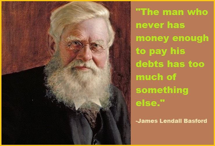 James Lendall Basford Quotes