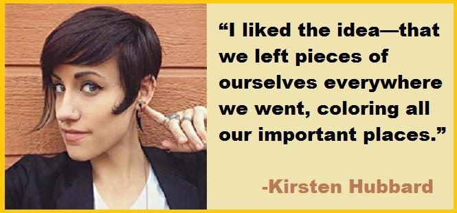 Kirsten Hubbard quotes