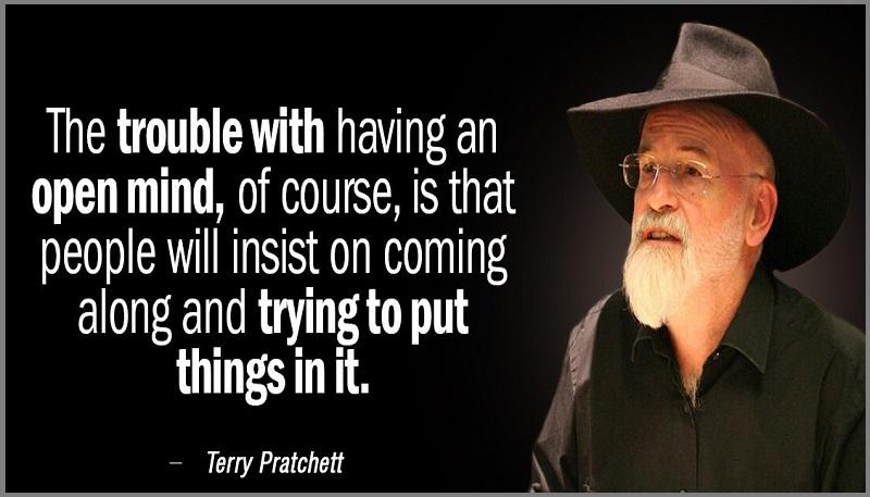 Terry Pratchett Quotes