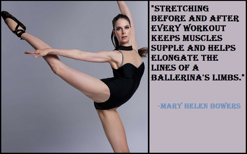 Inspirational Ballerina Quotes and Sayings