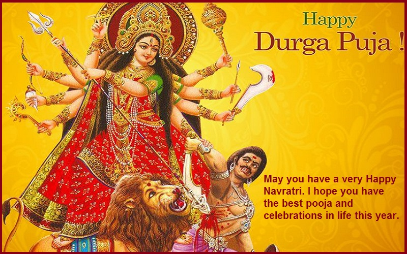 Happy Navratri 2019: Wishes, Messages, Quotes & Images