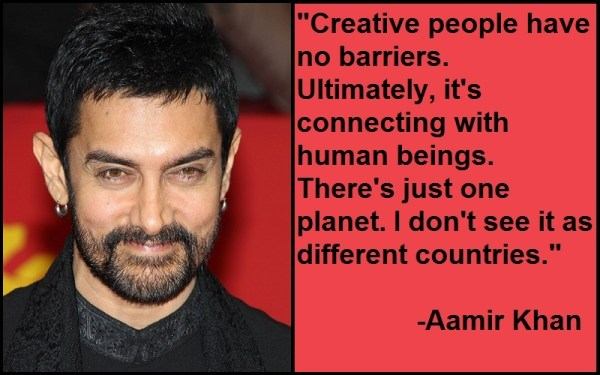 Inspirational Aamir Khan Quotes