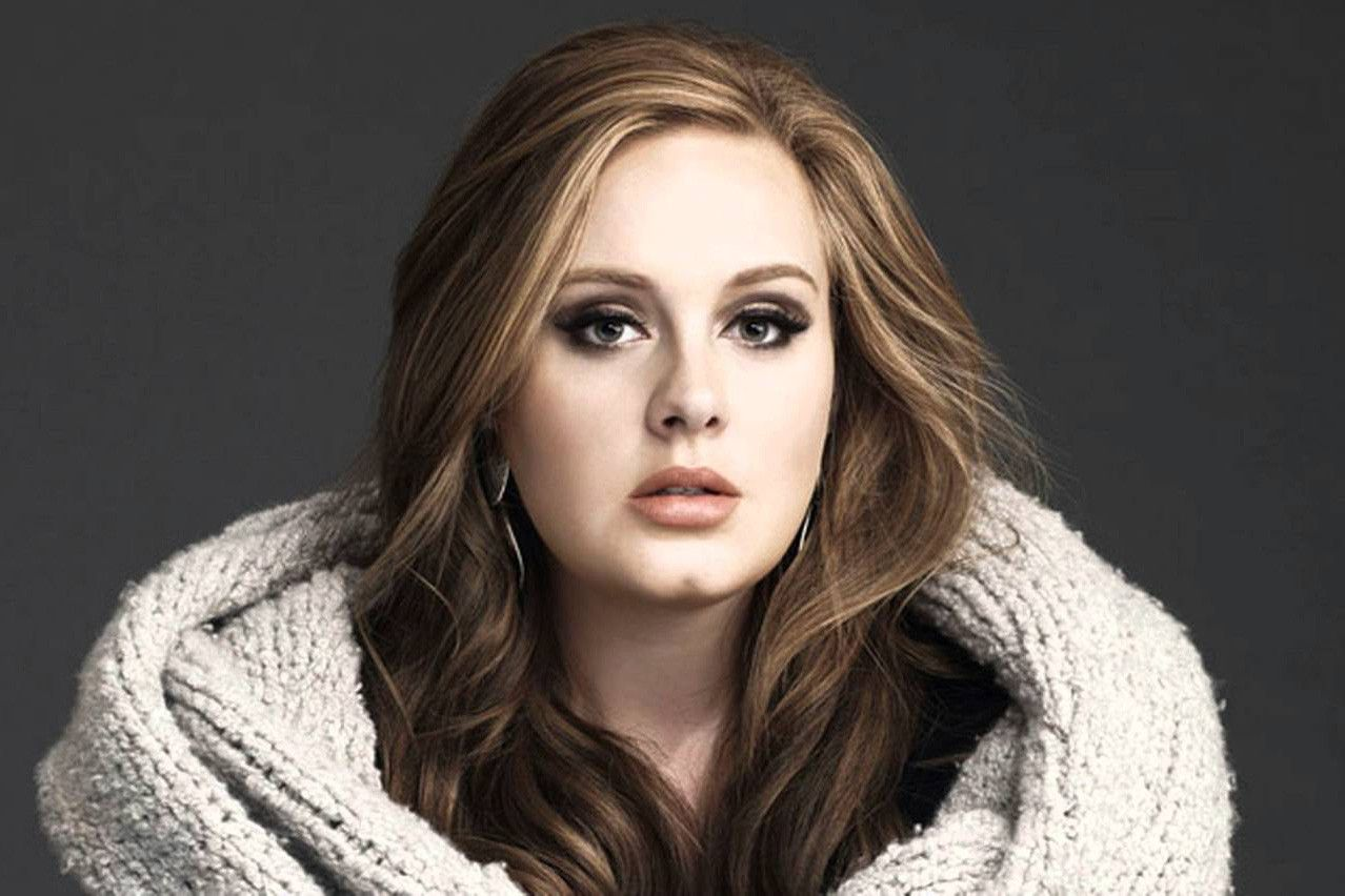 Inspirational Adele Quotes And Sayings