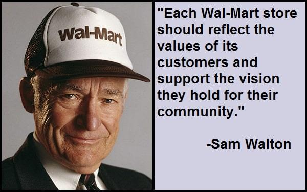 Inspirational Sam Walton Quotes