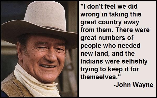 Inspirational John Wayne Quotes