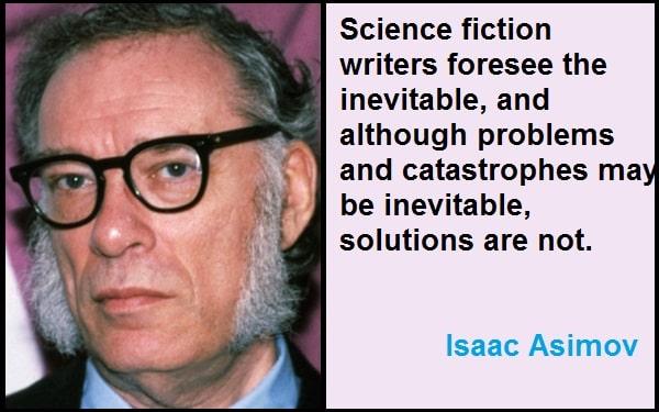 Inspirational Isaac Asimov Quotes