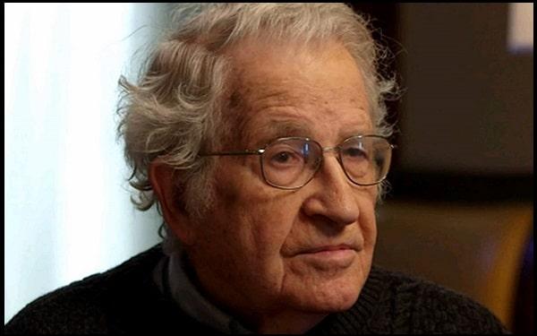 Inspirational Noam Chomsky Quotes