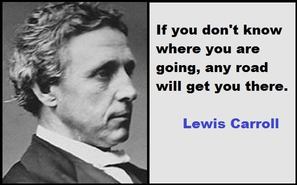 Inspirational Lewis Carroll Quotes