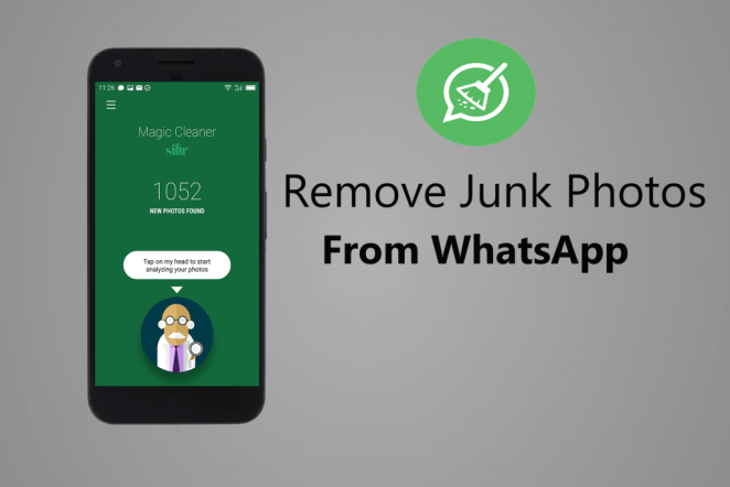 Whatsapp picture Junk