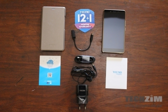 Tecno L8 Lite Specifications & Price In Nigeria