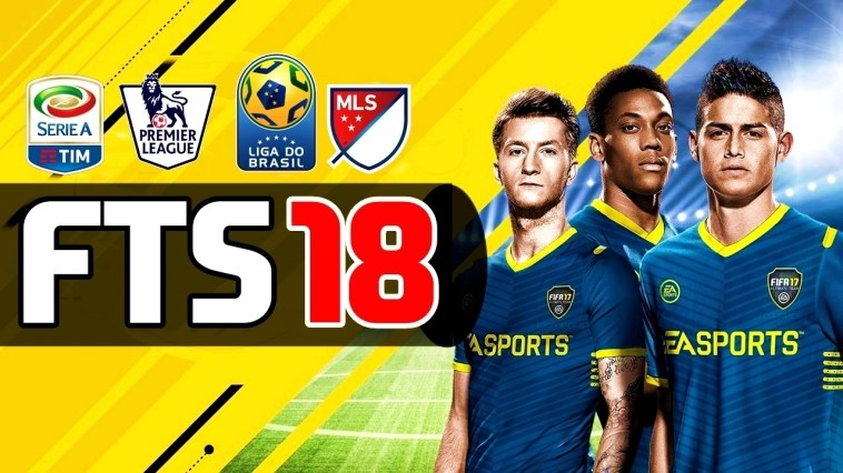 First Touch Soccer 2018 Apk and Data Obb