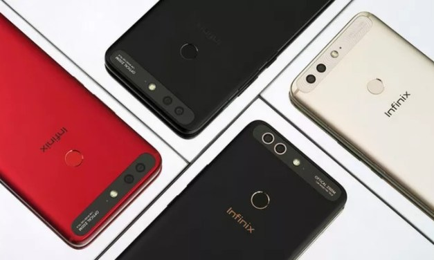 Buy The Lastest Infinix Phones — 5% discount on ALL Infinix smartphones this Black Friday