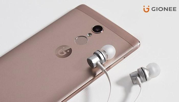 Latest Gionee phones Price and Specification in Nigeria