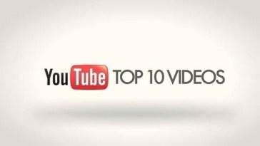 Top 10 Trending Videos in 2017