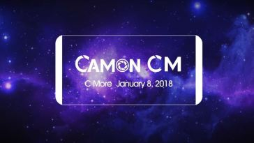 Tecno Camon Cm Specification and Price
