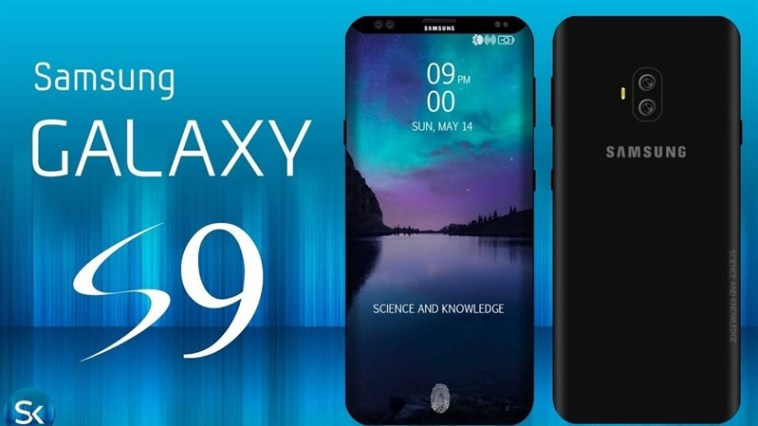 Samsung Galaxy S9 Features