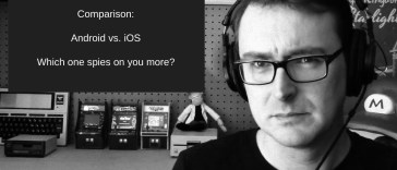 Android vs iOS: Which spies on you more?